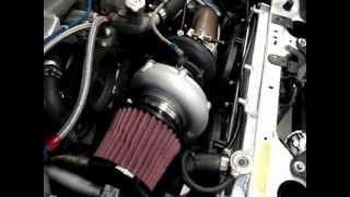 ABSURDflow Turbo KLDE 2.5l V6 Miata, First Drive
