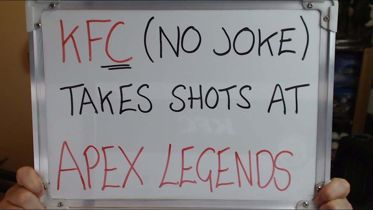Kfc Jokes: KFC (No Joke) Takes Shots At APEX LEGENDS!!