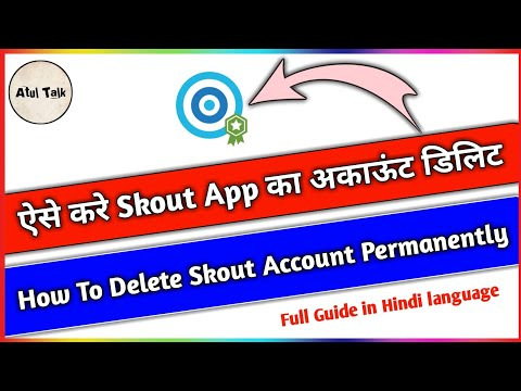 how to delete free dating app and flirt chat account