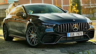 Mercedes-Benz AMG GT63S 470kW a 900Nm | Fascinace