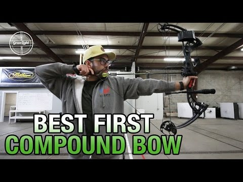 The Best First Compound Bow - [Hunting Or Target Shooting]