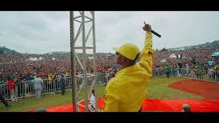 Diamond Platnumz - Perfoming Live at KIRUMBA STADIUM ( MWANZA )