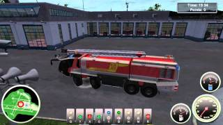Let's Play Airport Firefighter Simulator EP17