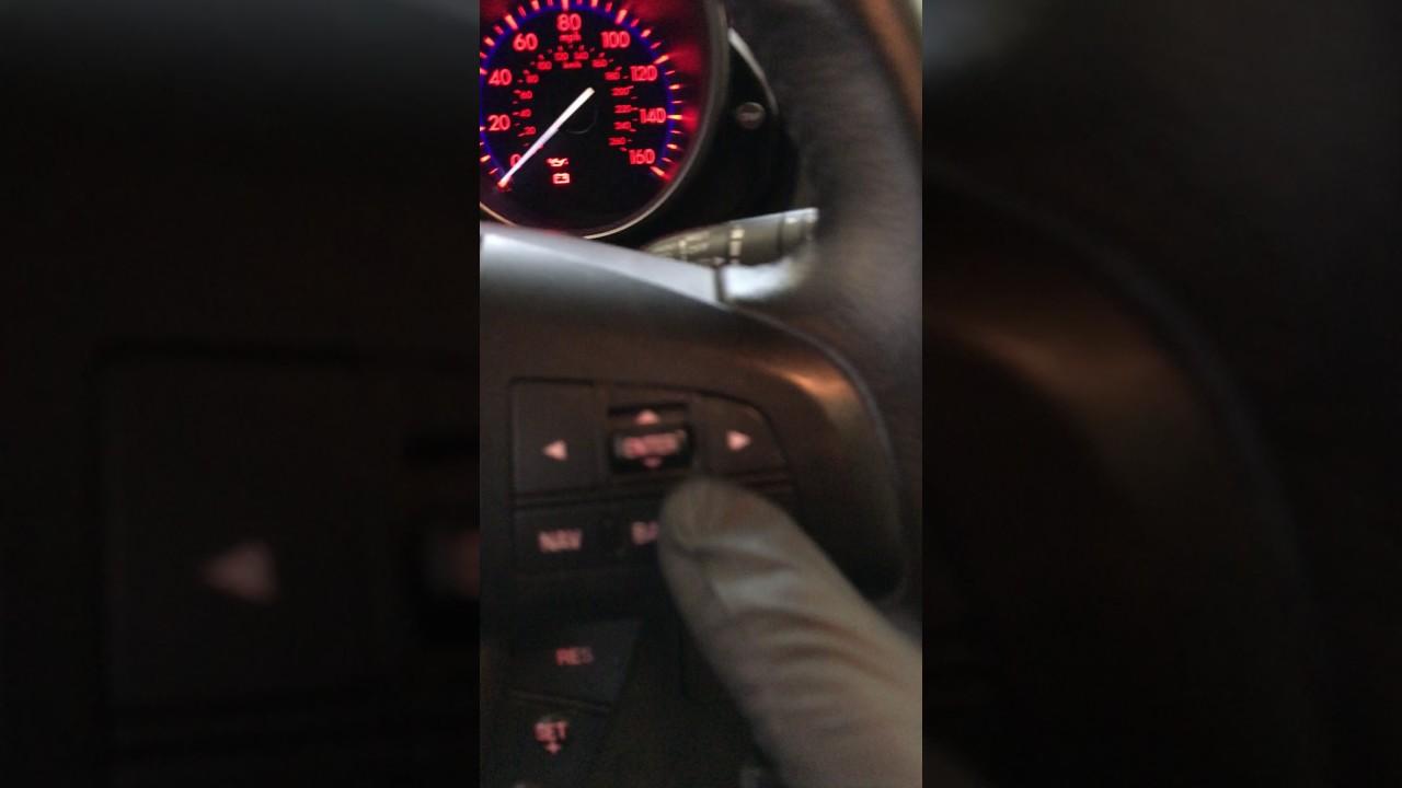 2011 mazda 3 oil light reset - youtube