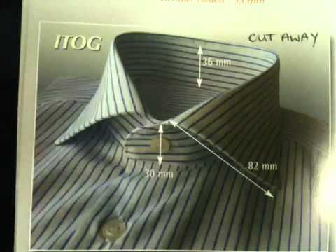 Bespoke Shirt Collars