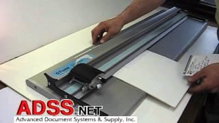 Foster Keencut 40 inch GPC Substrate / Foam Board Cutter