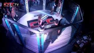 CCC 2 - Tico Mendes vs Bruno Lima - Compact Cage Champioship Thumbnail