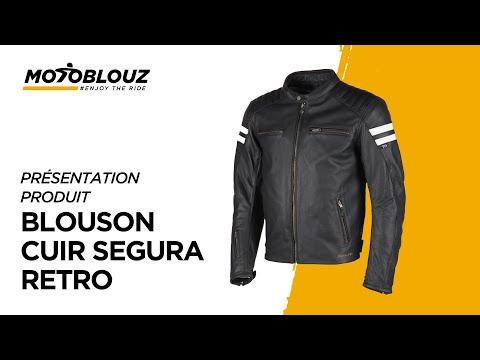 Vidéo Segura Blouson Cuir En Par Motoblouz Youtube RetroAvis 9EIYW2eDH