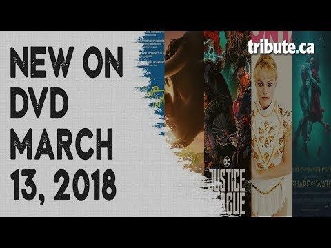 New on DVD - March 13, 2018
