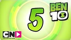 Ben 10 | Nur noch 5 Tage | Cartoon Network
