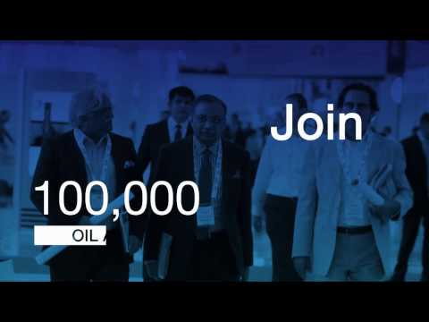 ADIPEC 2016 - Official Video   Be a Part of the World's Biggest Oil & Gas Event