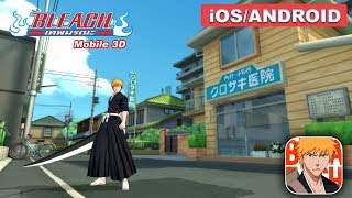 BLEACH MOBILE 3D - ANDROID / iOS GAMEPLAY