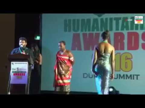 Global Citizen 2016 by Pan African Humanitarian Awards 2016