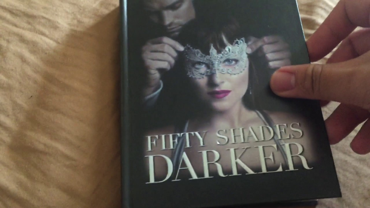 Download Fifty Shades Darker Blu-ray DVD Walmart Exclusive Unboxing