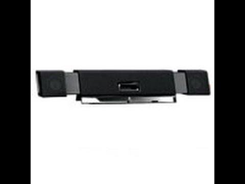 logitech usb hub speakers audiohub model s 00041 youtube. Black Bedroom Furniture Sets. Home Design Ideas