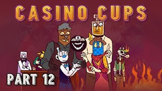 Casino Cups Part 12 (Cuphead Comic Dub)