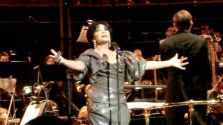 Dame Shirley Bassey sings Goldfinger at The John Barry Memorial Concert 20th June 2011