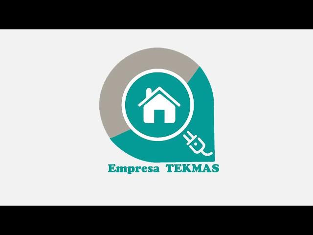 Empresa  TEKMAS ( INSTALACIONES  DE  CÁMARAS DE  SEGURIDAD CCTV)