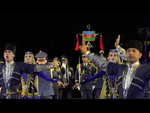 Азербайджанский марш на