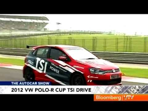 Volkswagen Polo R Cup 2012 by Autocar India