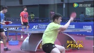 [NEW 2016] ►Fan Zhendong - Training Session◄