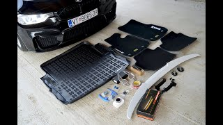 Top 10 ACCESSORIES For My BMW F30 / Part 2