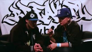 Wywiad z Bartazzem podczas adidas Originals Rocks The Floor 2012