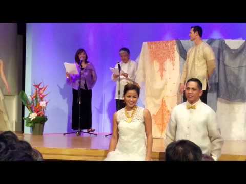 Pt 2. Filipiniana Americana Art and Fashion Extravaganza in Honolulu by Cora Manimbo