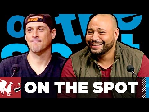On The Spot: Ep. 51 - How to Accept an Oscar | Rooster Teeth