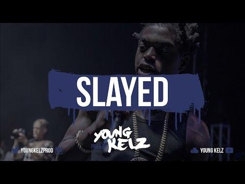 """Kodak Black Type Beat """"Slayed"""" (Prod. By Young Kelz & Y.I.B) NEW 2017 Trap Instrumental"""
