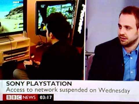 News on SONY PSN hacking 27/04/2011