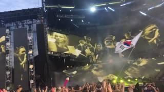 Gambar cover DJ Turn It Up (Yellow Claw) Lollapalooza 2016