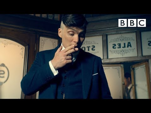 He strangled them, all three of them! | Peaky Blinders - BBC