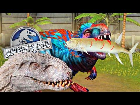Torneio do Gillicus! Yudon Devorando Todos Dinossauros! [+Sorteio] Jurassic World o Jogo [The Game]