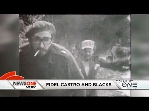 Exploring Fidel Castro's Relationship With Blacks & Understanding His Complex Legacy