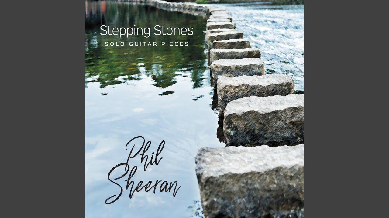 "Картинки по запросу ""Phil Sheeran - Stepping Stones (Solo Guitar Pieces)"""