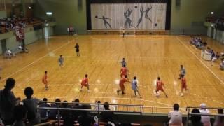 四国選手権2017 徳島市立対松山工業 前半