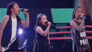 The Voice Kids 4 -  VS  VS  - Baby one more time