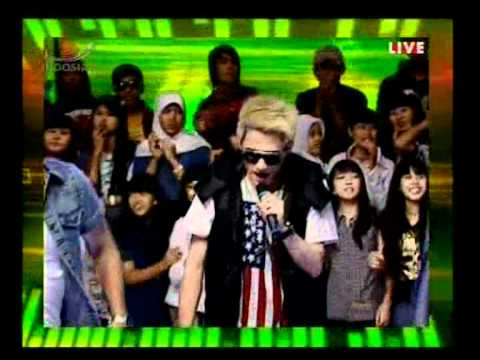 Fame - 123456789, Live Performed di Hitzteria (22/10) Courtesy Indosiar