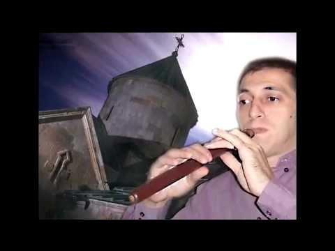 Duduk - David Karapetyan. Армянский дудук.