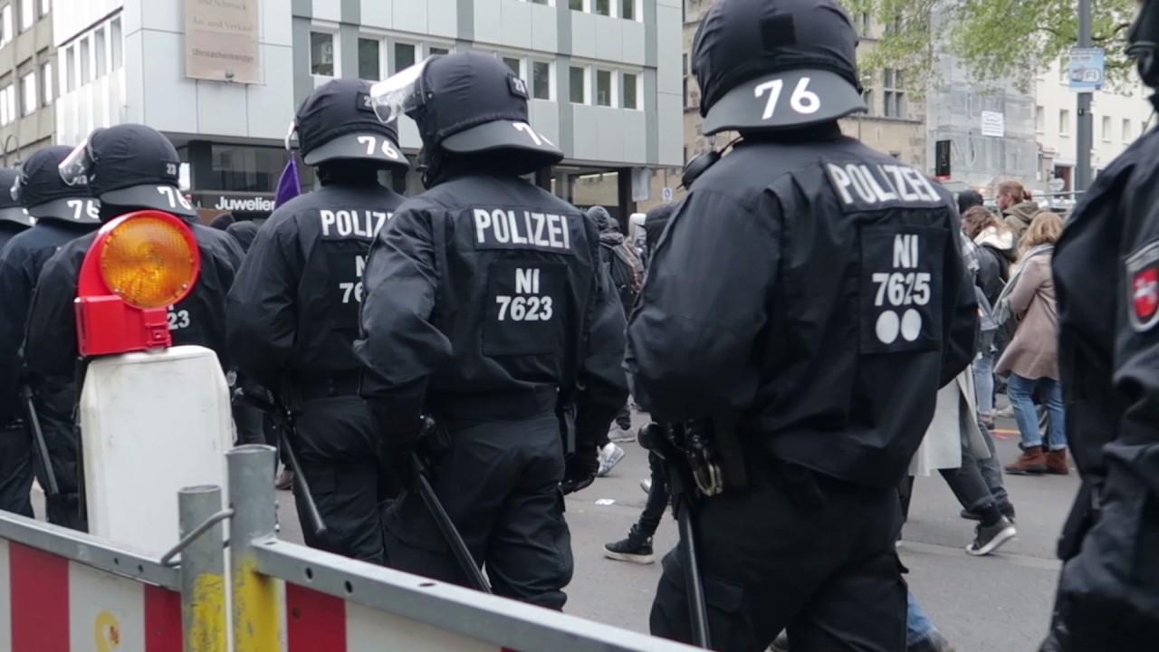 Polizeieinsätze Köln