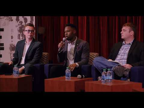 """Spiked Magazine Panel - """"Identity Politics: The New Racialism on Campus?"""""""