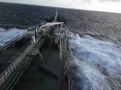 M/T UM BALWA (OIL TANKER SHIP)