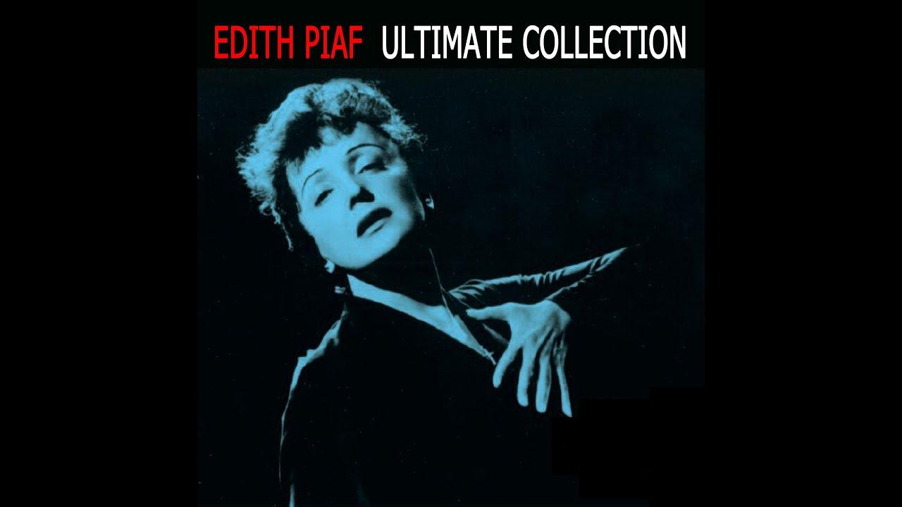 Edith Piaf La Belle Histoire D Amour Youtube