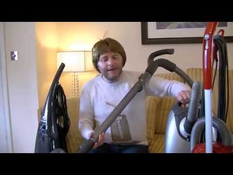 Vacuum Cleaner Expert Talks About His Obsession & Discusses The EU Regulations