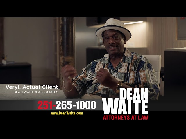 Call Dean Waite & Associates  - A Friendly Voice in a Time of Need