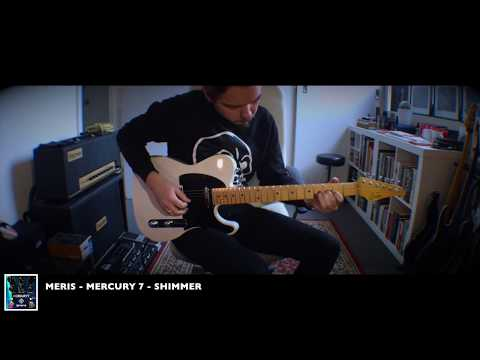 Meris Mercury 7 Reverb Demo - James Norbert Ivanyi