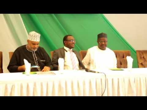 Cyber Secure Nigeria 2016 Day 1