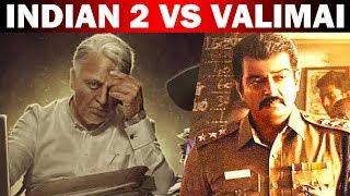 Indian 2 vs Valimai