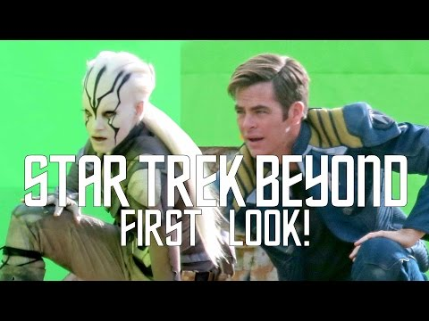 Exclusive Star Trek Beyond Footage From the Set!